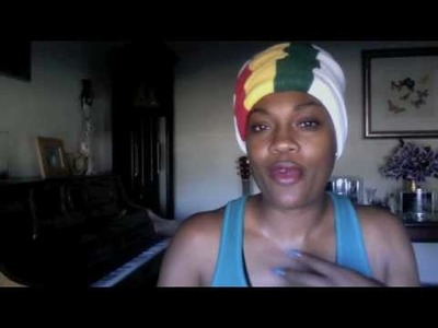 Loc tutorial-How to rock a Head Wrap