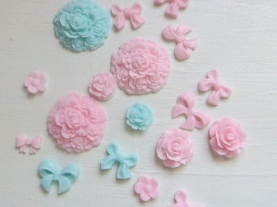 Make Your Own Resin Embellishments with Amazing Casting Resin