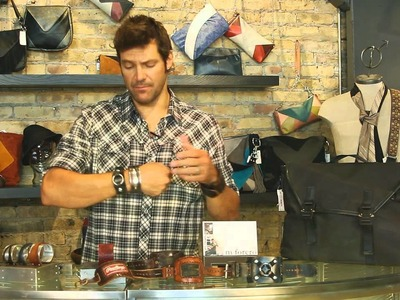Men's Leather Bracelets Style Guidance   CitySolesTV - Episode #237