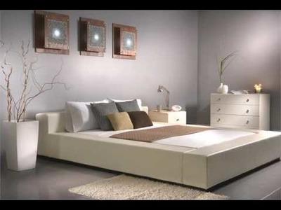 Modern Japanese Style Platform Beds (www.modernselections.com)