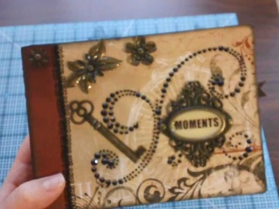 New Envelope Mini Album - Bobunny Timepiece Collection