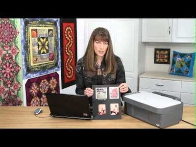 Printing Photos on Fabric: Scanning (Part 3 of 7)
