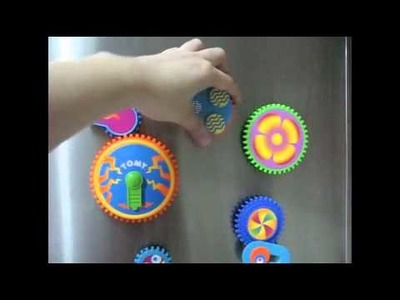 Product Review: Tomy Gearation Magnet Toy