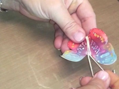 Sizzix Art Room Vlog: How To Embellish Embossed Shapes