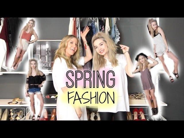 Spring Fashion Under $50!! w. Lindsay Albanese