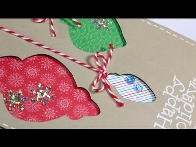 SSS November Card kit - Happy Holidays