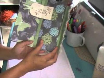 Super Cute & Fast Journal using Steffogal1 tutorial