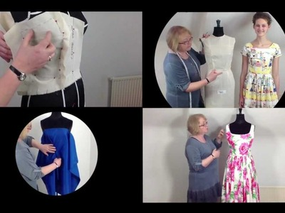 Tutor Couture Trailer: Beginners' Series of Lessons