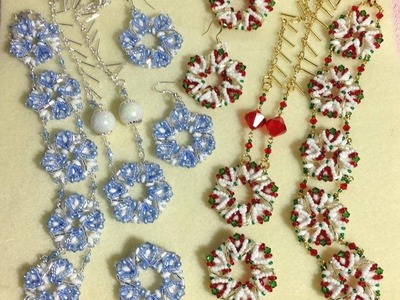 (Tutorial) Christmas Wish Necklace (Video 92)