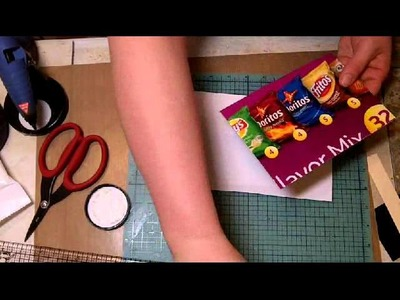 Tutorial for the March Journal Binding.