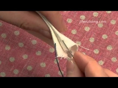 3555 How To Sew a Hidden Stitch