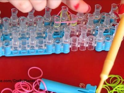 A ★★ New ★★ Rubber Band Bracelet Pattern - Twistz Bandz Rainbow Loom Kit