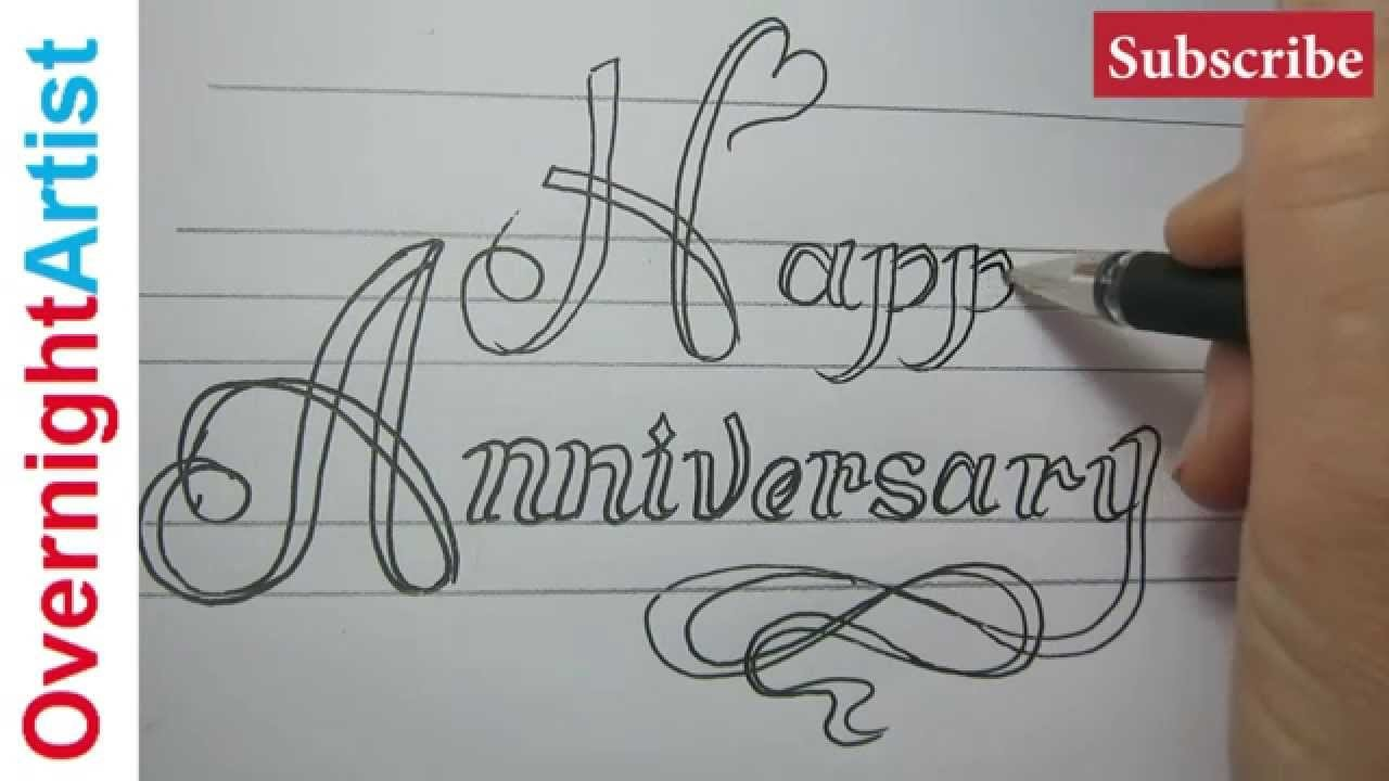 Anniversary !? How To Make Anniversary Gift Card For Parents Easy to follow!!