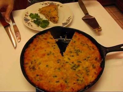 Betty's Cornbread Skillet Dinner