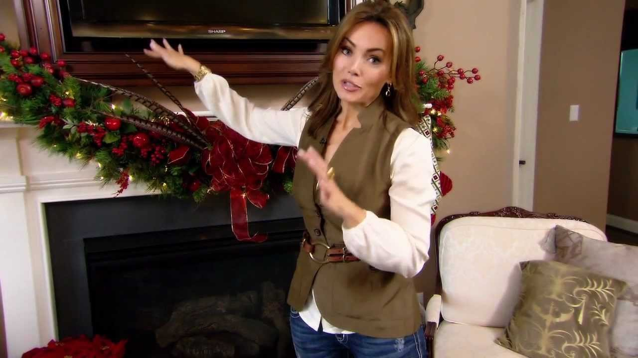 Christmas Decorating Ideas with Lisa Robertson