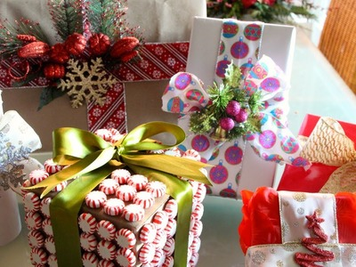 Fun, Creative Gift Wrapping Ideas!