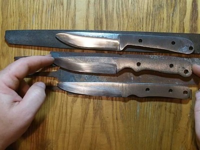 HOMEMADE File KNIFE, And Yes You Can!!