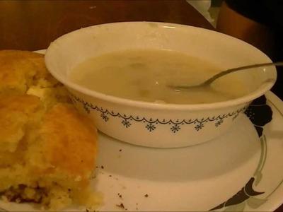 Homemade Potato Soup - Simple and Easy