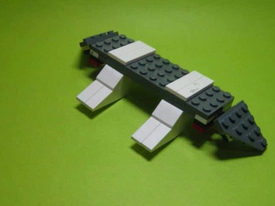 How to build a LEGO CAR SPOILER