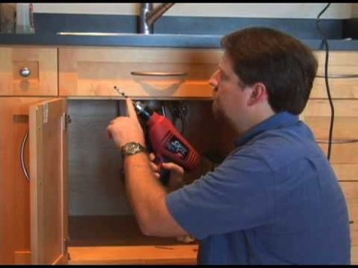 How to Install the Tot Lok magnetic cabinet locks