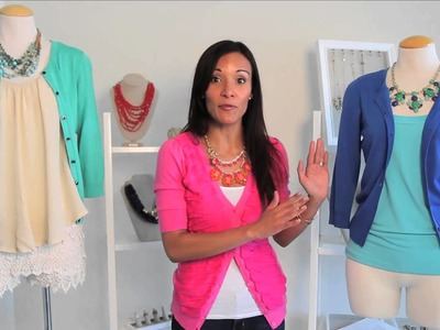 How to Layer a Cardigan : Styling with Cardigans