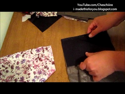 How to make a crossbody purse
