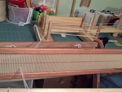 How to Warp a Rigid Heddle Loom