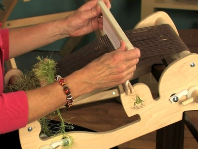 How to Warp and Weave on the Schacht Cricket Loom
