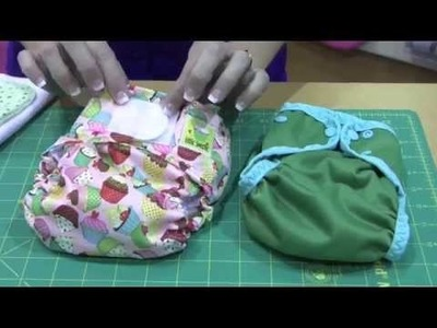 Learn How-To Make A Pocket Cloth Diaper