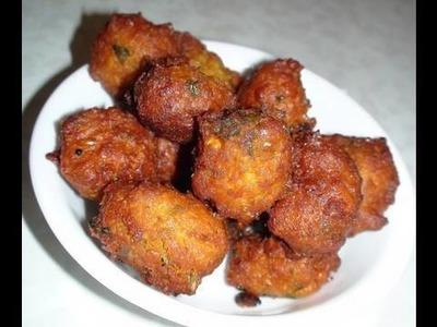 Makai na Vada - Corn Fritters