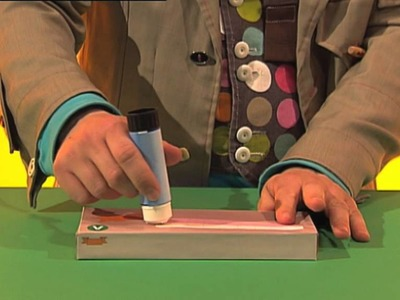 Mister Maker: How to Make a Steam Train