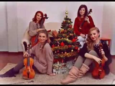 Nuages Quartet - Let it snow & It's beginning to look a lot like Christmas
