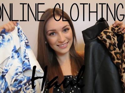 Online Clothing Haul   Mura Boutique and Dresslink ♡