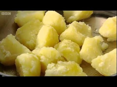 Perfect roast potatoes - In Search Of Perfection -  Heston Blumenthal - BBC