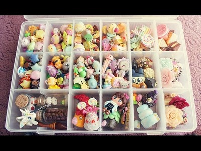 Polymer Clay Charm Collection *NEW 2015*