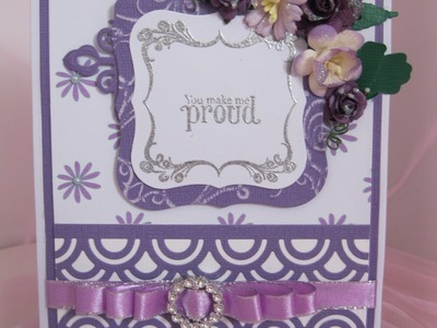 Ribbons and Buckles   (card-making-magic.com)