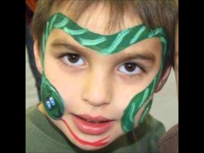 Simple | Face Painting | Ideas | For Boys | Easy | Designs | Beginner
