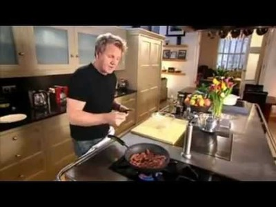 Steps on How To Make Stir Fry Beef with Gordon Ramsay