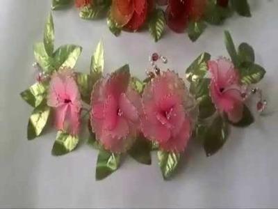 Stocking flower Bouquet tutorial