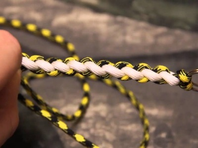 Super easy Paracord SeeSaw knot tutorial!