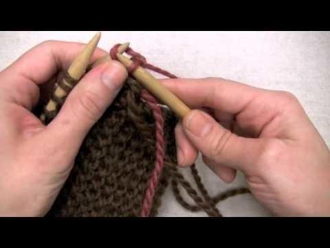 Three Needle Bind-Off