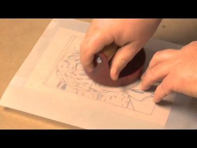 Transferring Your Art to a Linoleum Block - Presented by Utrecht Art Supplies