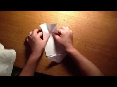 TWO COOL WAYS TO FOLD A LETTER
