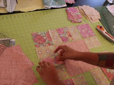 Victorian Modern Quilt Along- Video #3 & Giveaways