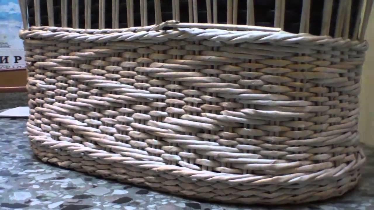 "Volumetric pattern ""Zigzag"" based on printed cotton weave. Part 2."