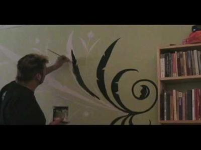 Wall Tattoo by Carlos