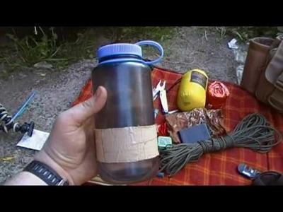 """Woodsmonkey """"perfect survival kit"""" contest entry"""