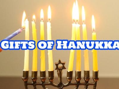 8 Gifts of Hanukkah
