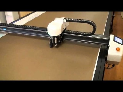 Autometrix M8 Precision Cutting system by MT sewing