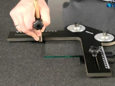 Big Frank: How to cut out corners in glass simply and safely